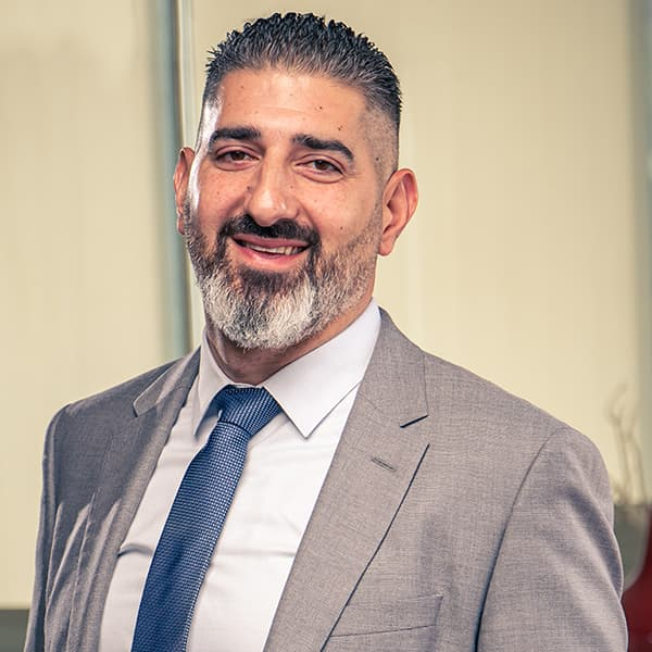 Amer A. El Souki headshot