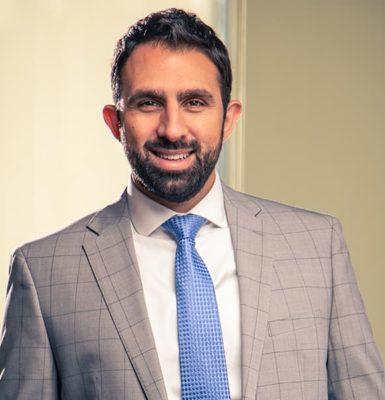 Nasr El Hage Jr. headshot